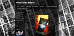 Blog Our Fictional Realities