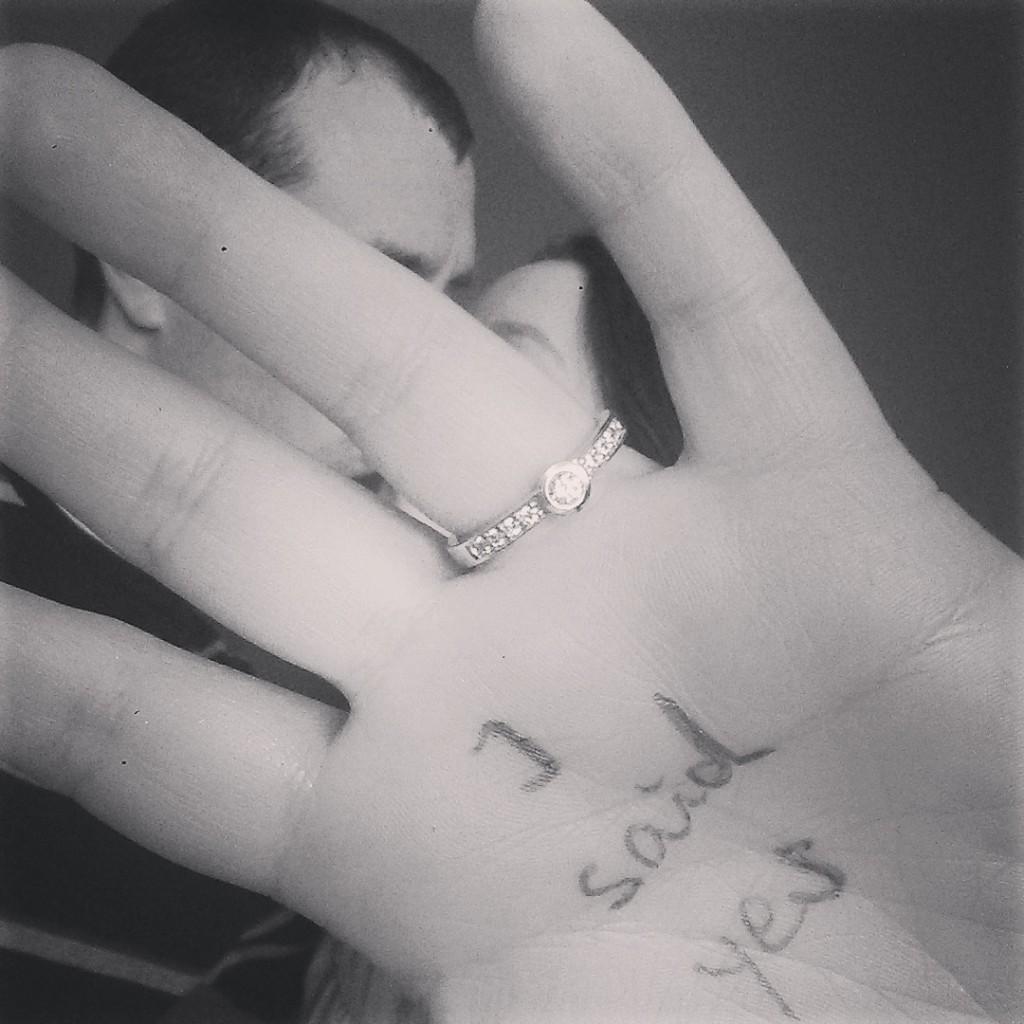 ich hab ja gesagt
