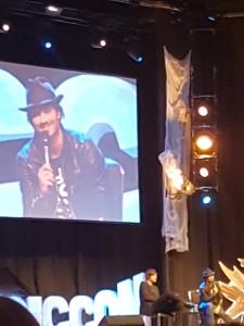 Ian Somerhalder bei der Magic Con 2018