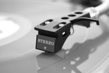 Schallplattennadel