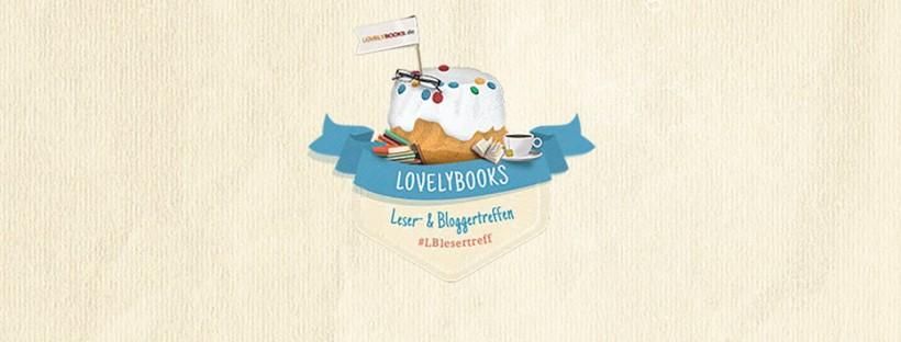Lovelybooks Logo Bloggertreffen